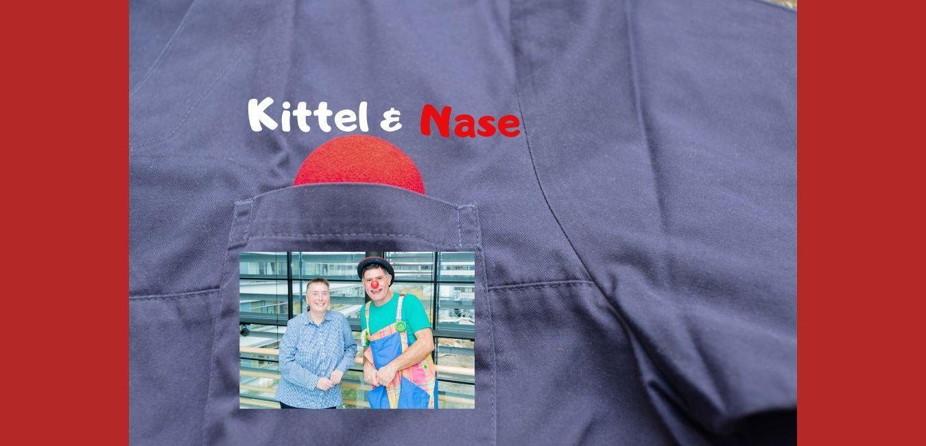 Kittel und Nase